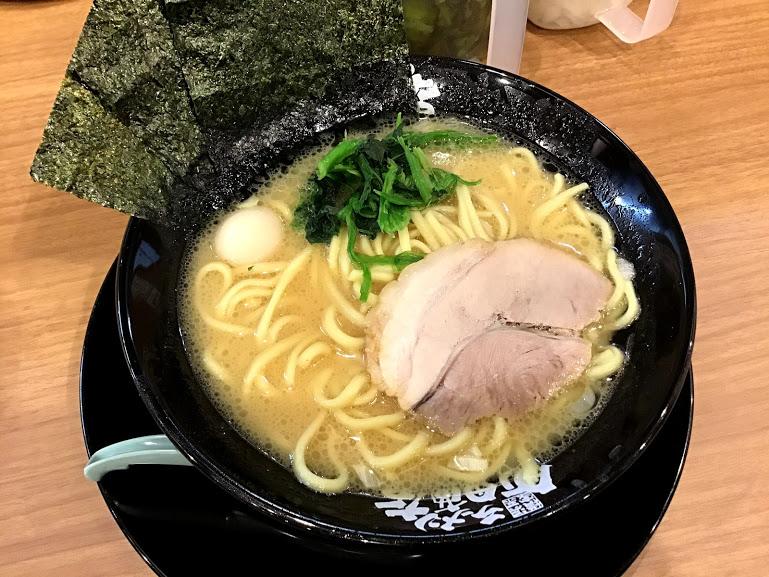 町田商店ラーメンの写真