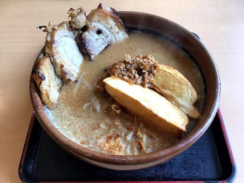 北海道味噌 味噌漬け炙りチャーシュー麺の写真