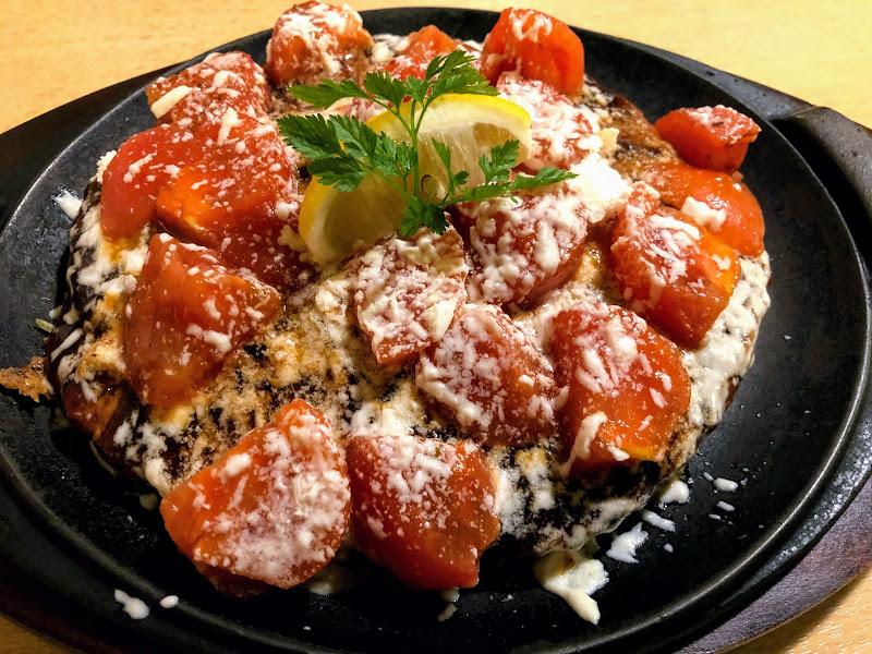 天使のトマト焼きの写真
